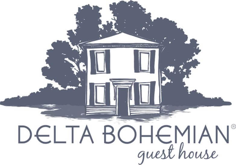 The Delta Bohemian Guest House is a totally unique place to stay in Clarksdale, MS