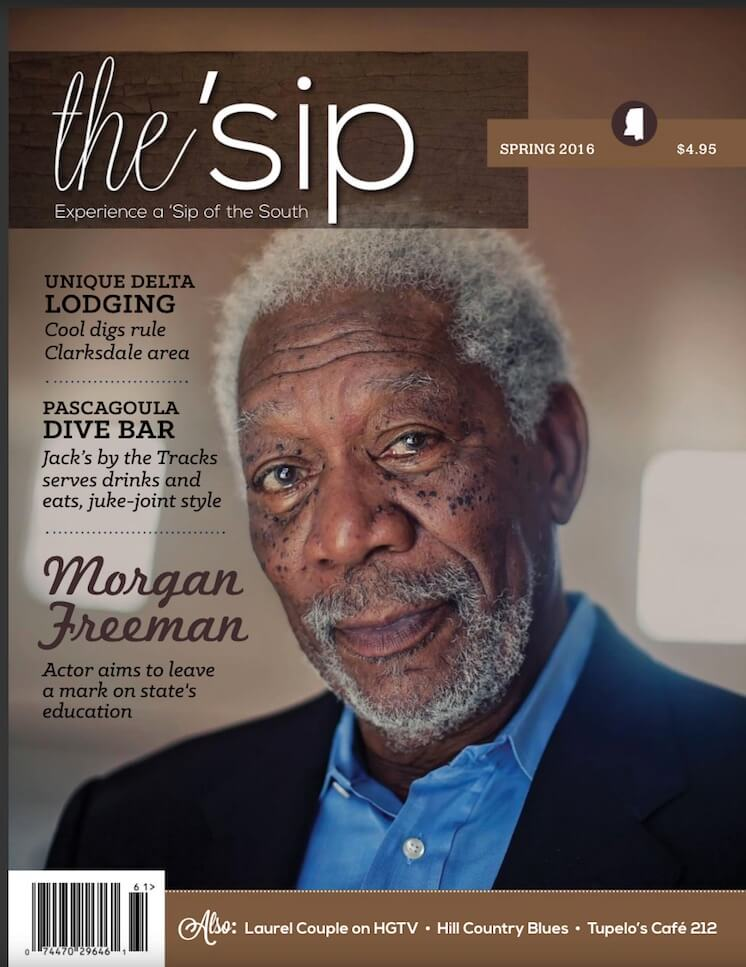 The Sip Magazine Cover Spring 2016 issue