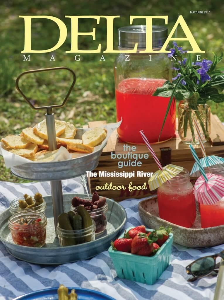 Delta Magazine Cover