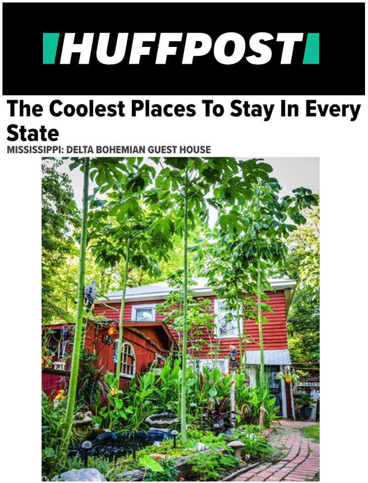 Coolest Places to stay in every State in the US